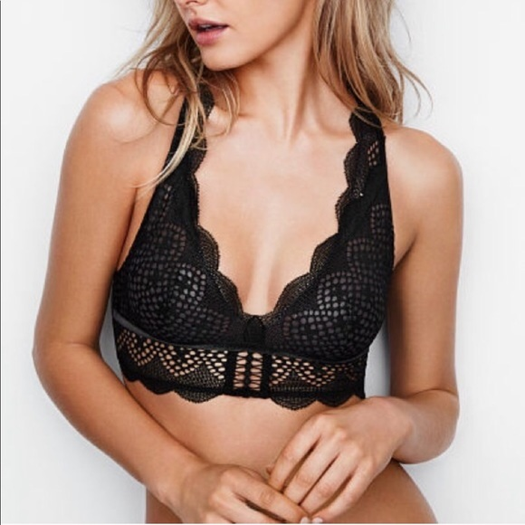 8af5f536bc883 Victoria s Secret Very Sexy Lace Bralette. NWT